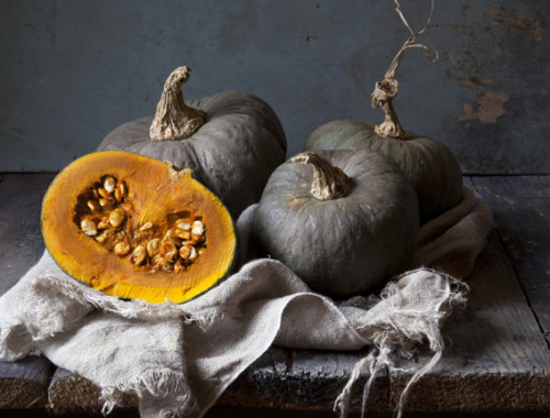 A Taste Of Autumn With A Bowl Of Velvet Pumpkin Cream | The Freaky Table by Zaira Zarotti