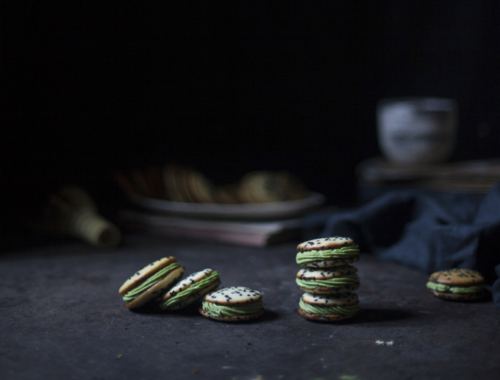 Finding zen in a cup of tea and matcha whoopies | The Freaky Table by Zaira Zarotti