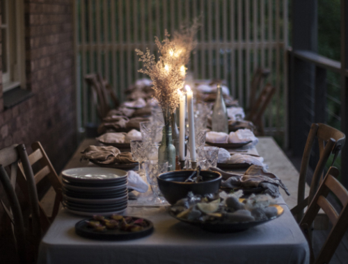 CHIAROSCURO, AN AUSTRALIAN DREAMY RETREAT by The Freaky Table
