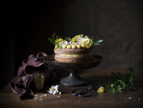 Potions, cakes and magic with a scent of Helichrysum