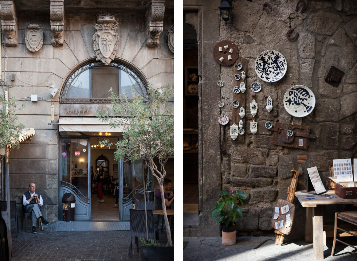 Tuscia to share / A journey through the ancient Etruscan land in the heart of Italy
