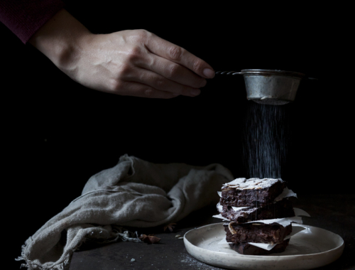 Autumn Break With Bread Brownies Scented With Star Anise and Fennel Seeds | The Freaky Table by Zaira Zarotti