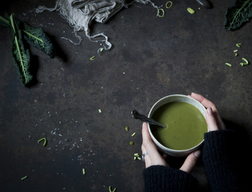 The Freaky Table meets Hortus | A freaky hortusized green soup + A walk in Venice | ©TheFreakyTable