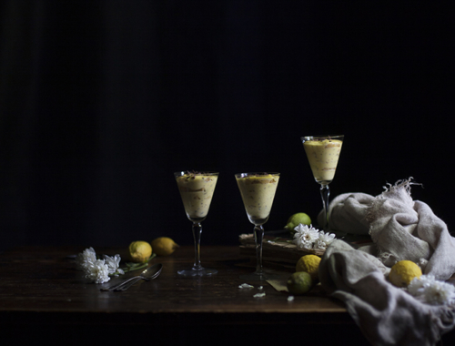 Ricotta lemon alternative tiramisu | The Freaky Table by Zaira Zarotti